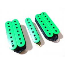 Dimarzio Blaze Guitar Pickup Set Green