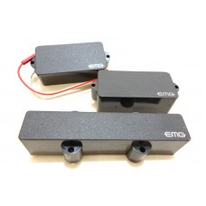 EMG PJ Active Bass Pickup Set