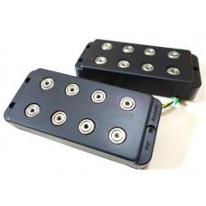 G&L Humbucking Magnetic Field Design Bass Pickup Set 4 String